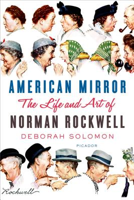 American Mirror By Solomon, Deborah