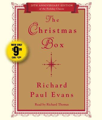 [CD] The Christmas Box By Evans, Richard Paul/ Thomas, Richard (NRT)